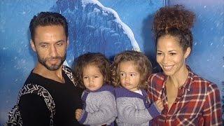 "Sherri Saum, Kamar de los Reyes and Kids ""Disney On Ice Presents FROZEN"" Premiere"