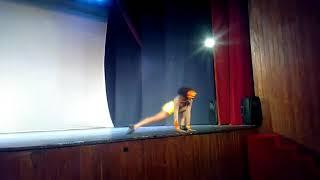 Luiza Bianca III  mostra coreográfica da A.rrisca cia de dança