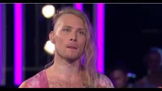 Anders Bagge Kallar Bard för CP i Idol 2015