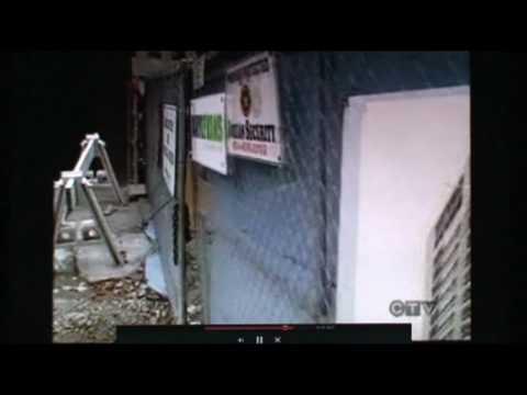 Jameson House Condo Cancelled on CTV