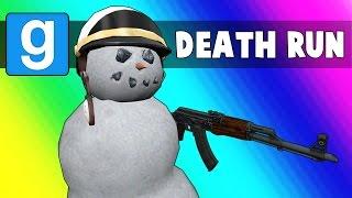Gmod Deathrun Funny Moments - Canada Edition! (Garry's Mod Sandbox)