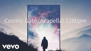Tomer Aaron - Cosmic Gate (Acapella) 128bpm (AUDIO)