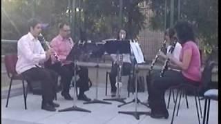 O Corta Jaca - Francisca Gonzaga. Los Ángeles de Javi Feat. Josep