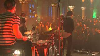 The Vines 'Animal Machine' Live At The Chapel