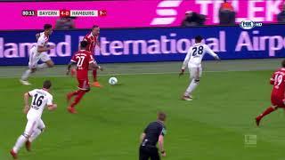 [Bundesliga] Bayern Monaco vs Amburgo 6-0 Gol e highlights HD - 10/03/18