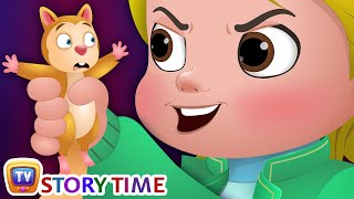 Always Be Kind To Animals - ChuChuTV Good Habits Moral Stories for Kids