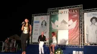 "Marika Cecere Miss Italia 2014 "" INNdiA"""