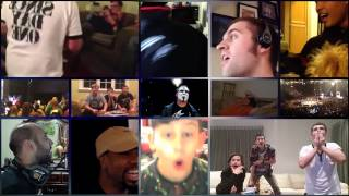 WWE: Survivor Series 2014 - Sting's WWE Debut (Wrestling Reaction Mashup)