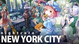 「Nightcore」The Chainsmokers ~ New York City