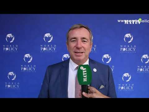 Video : #World_Policy_Conference: Déclaration de François Barrault