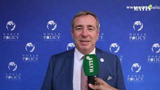 #World_Policy_Conference: Déclaration de François Barrault