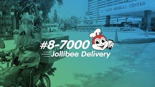 Pa 10,000 ng Jollibee Delivery- Naiibang Delivery