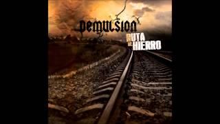 """DEMULSION 7- """"Hombre de día, mujer de noche""""  (Disco - Ruta de Hierro)."""