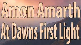Amon Amarth - At Dawns First Light (Instrumental Cover)