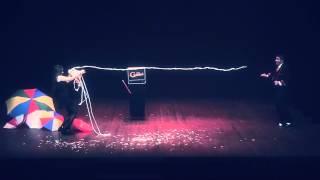 Espetáculo Sonhos / Mágico Goldini