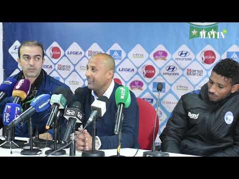 """Video : Tarek Mustapha : """"J'espère que le RCOZ trouvera  un entraîneur plus chanceux que moi"""""""