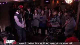La Fouine - J'Avais Pas Les Mots - Live - C'Cauet sur NRJ