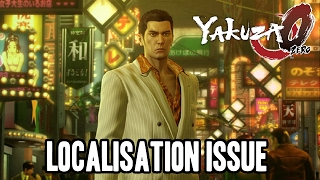 Yakuza 0's Localisation Issue With Lao Gui