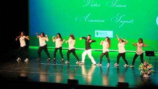 Festival de Baile Moderno 2015 - Burning Up (Jessie J) ft. Bang Bang (Nicki Minaj)