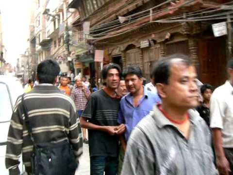 Nepal Patan Streets 2