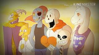 Fall out boy - Centuries [UNDERTALE genocide _AMV]