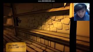OwnMcKendry Bendy and the Ink Machine ijesztések(Scary Moments)
