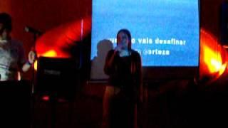 Elisabate a cantar Em Playback Carlos Paiao