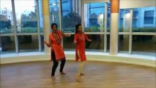 DDLJ Special - Mere Khwabon Mein by Dance Basanti