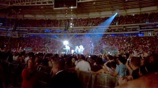 Coldplay - Speed Of Sound (LIVE São Paulo 2016)