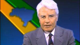 Jornal Nacional: Plano Collor (16/03/1990)
