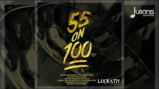 """LucratiV - 55 on 100 """"2017 Soca"""" (Trinidad)"""
