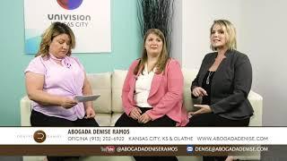 Un Minuto de Leyes con La Abogada Denisse Ramos: DUI's y mas.
