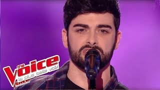 Jérôme - « Don't Be So Shy » (Imany) | The Voice France 2017 | Blind Audition