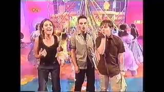 donna marias maypole on smtvlive with ant and dec part1