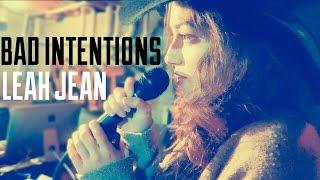 LEAH JEAN | BAD INTENTIONS (cover) | Niykee Heaton