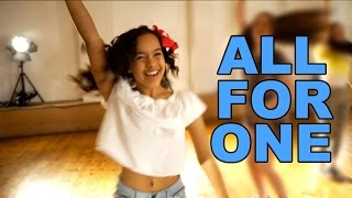"""All For One"" (Disney's High School Musical 2) COVER by Spirit YPC"