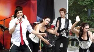 Upgrade - Eric Saade - Complete song in HQ - LIVE Ronneby Brunnspark / Brunnskvittret 2010