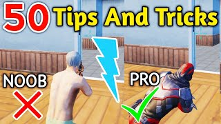 50 Advanced Tips And Tricks For PUBG Mobile   PUBG Mobile Tips And Tricks