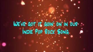 Indie Pop Rock Song [Orignal Song] Lyrics