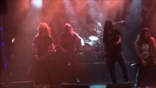 Entombed A.D. - Revel In Flesh Live @ Sticky Fingers, Gothenburg 2016