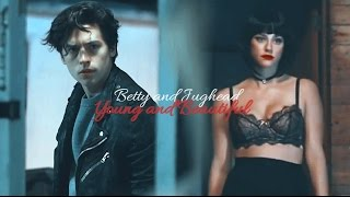 betty & jughead / young and beautiful (1x01 - 1x13)