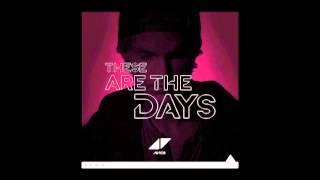 Avicii - The Days ft. Brandon Flowers (Audio)
