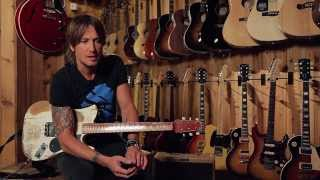 Keith Urban At: Guitar Center