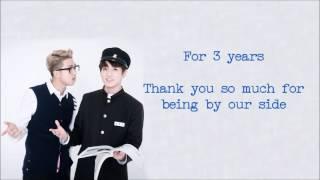 BTS Jungkook and Rap Monster - 알아요 I Know (English Lyrics)