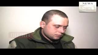 Захарченко вернул пленного солдата ВСУ матери