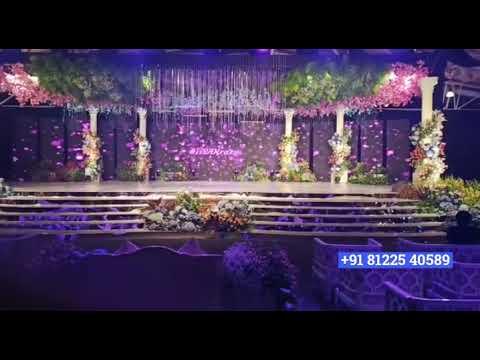 Royal Grand LED Wedding Decoration +91 81225 40589 Hyderabad | Bangalore | Chennai | Andhra