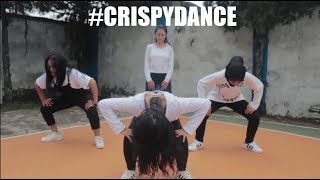 BLACK AND WHITE || COVER DANCE BBHM || #CRISPYDANCE