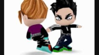 E daí - Guilherme e Santiago, animado com Buddy poke
