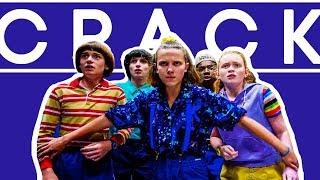 ► stranger things | crack (season 3)
