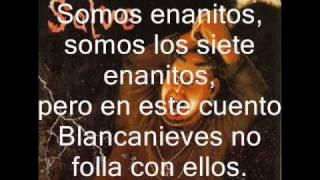 La Polla Records - Los 7 enanitos (letra)